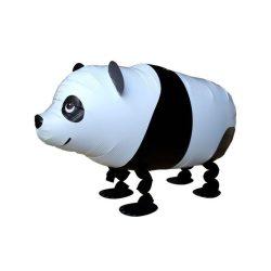 Fólia lufik - Sétáló Panda Héliummal töltve
