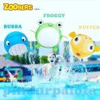 Kerti játékok - Labdák - Vizen pattogó labda állatos Waboba ZooBers