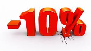 -10% kedvezmény minden teljes árú termékünkre Február 16-ig!