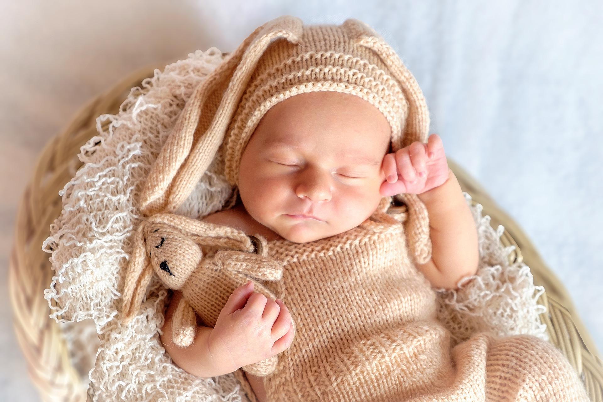 5 tipp a nyugodt alvásért, ha kisbabád van