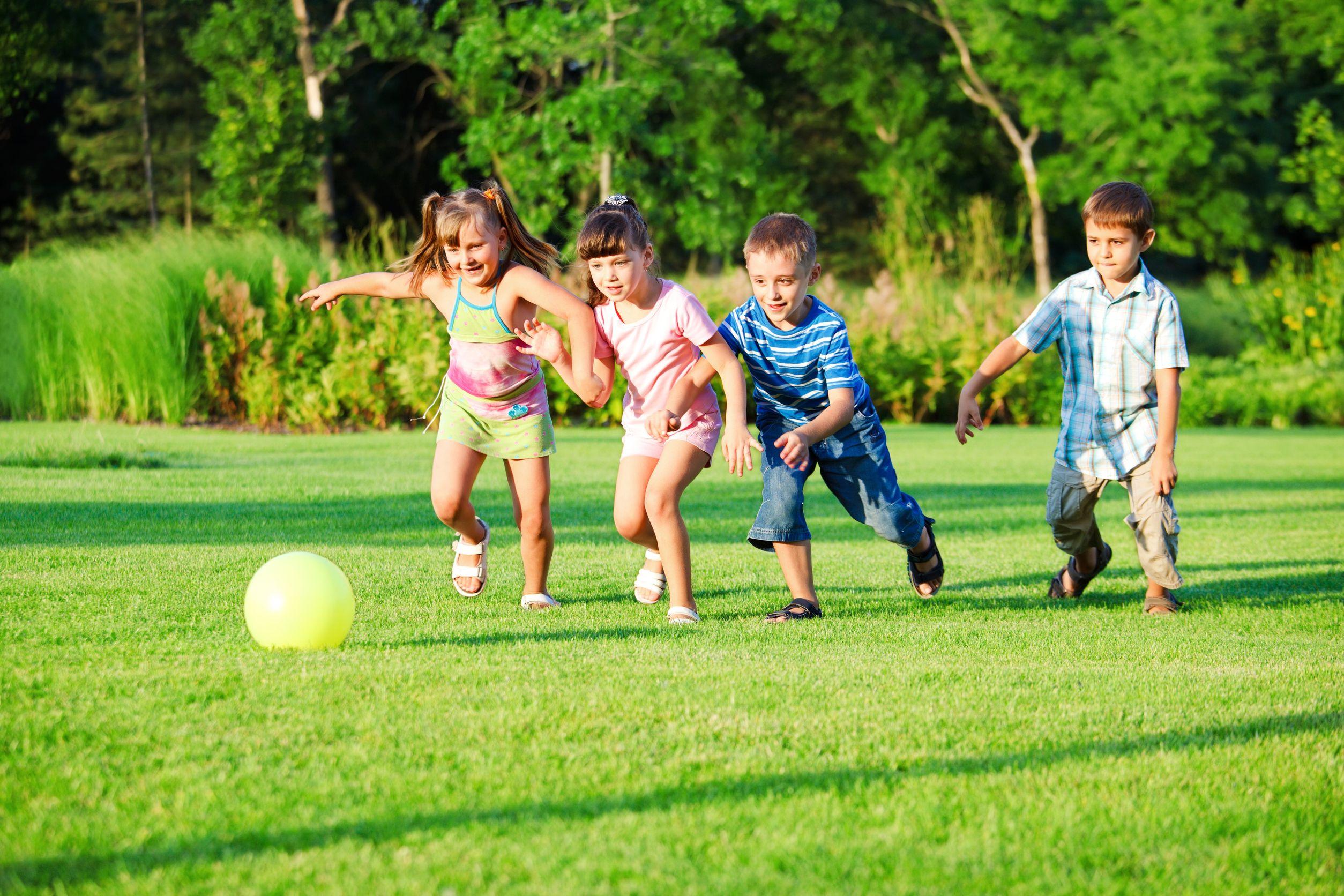 Szabadtéri játékok szerepe a kisgyermek fejlődésében