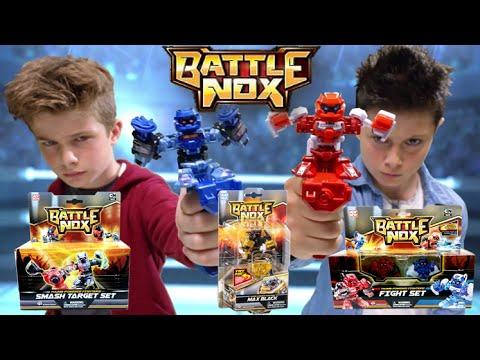 Battle Nox Robot