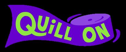 Quill On a Pindur Palotánál