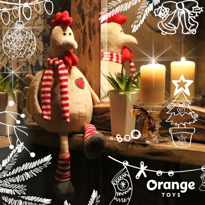 Orange Toys kínai horoszkóp kakas éve