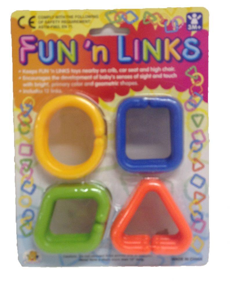 Baby fűzős játék Fun'n Links