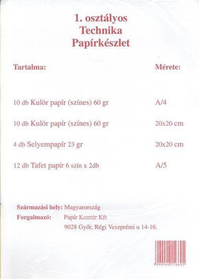 Herlitz Technikacsomag I.