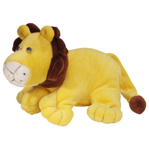 Kesztyűbáb gyerek kézre oroszlán