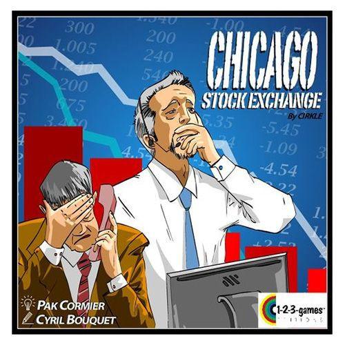 Chicago stock exchange- Chicago-i tőzsde