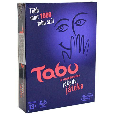 Hasbro Tabu Családi társasjáték