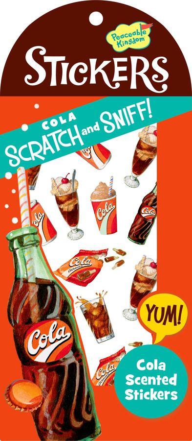 Illatos matrica Cola
