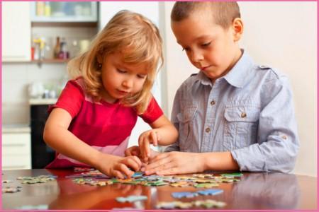 Gyerek Puzzle